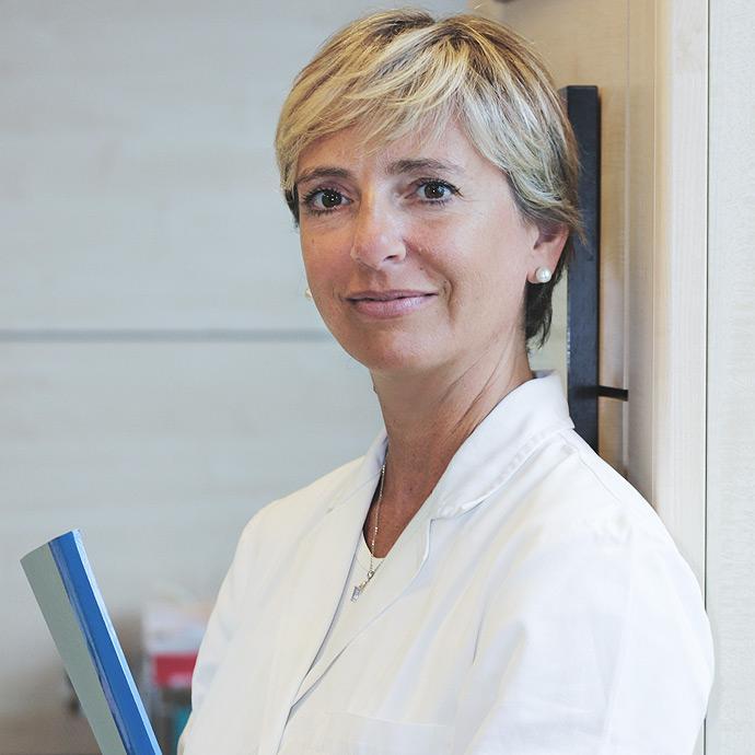 Dottoressa Fadalti Michela