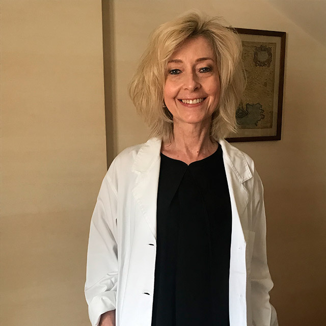 Dottoressa Silvia Melappioni